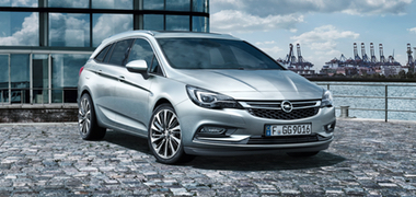 Nouvelle Opel Astra Sports Tourer :