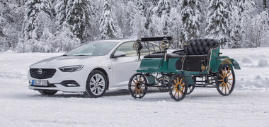 120 ans de production automobile Opel